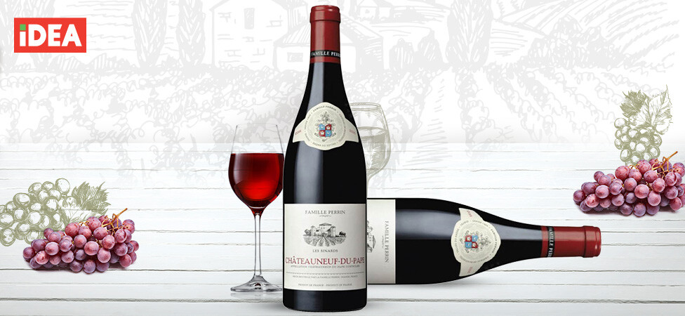 Chateauneuf du Pape Famille Perrin